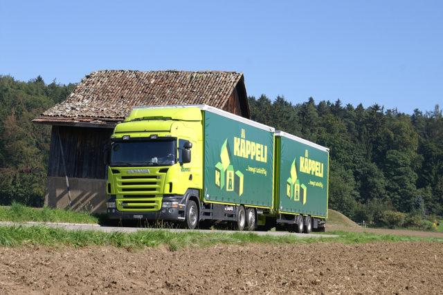 Stückgut- transporte